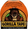 GORILLA TAPE SVART 11m X 48mm