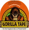 GORILLA TAPE VIT 27m X 48mm